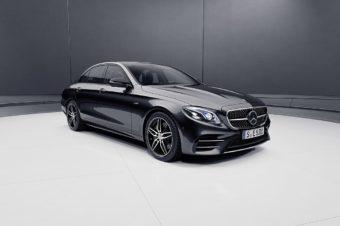 改良を超えた進化、新型AMG E53セダンとワゴン発売