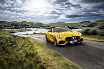 硬派な開放感、メルセデスAMG GT R ロードスター