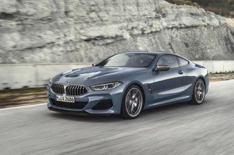 ザ・スポーツカー、新型BMW8シリーズ登場