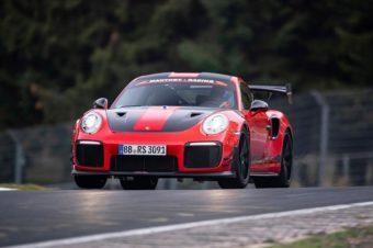 「ニュル最速の称号」再び、911GT2 RS MR