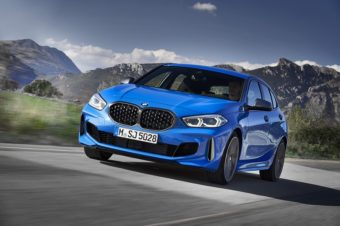 新型BMW1シリーズ、ライバルはゴルフとAクラス:後編