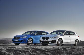 新型BMW1シリーズ、ライバルはゴルフとAクラス:前編