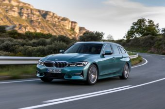 SUVにさよなら、BMW 新型3シリーズ ツーリング:後編