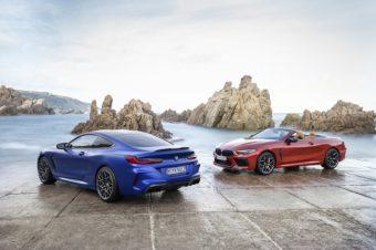 新型BMW M8、600ps超の4WDで9月発売か:前編