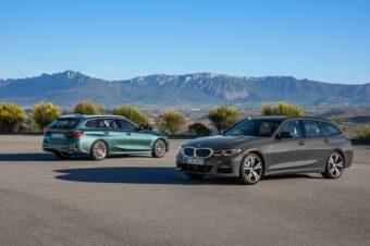 SUVにさよなら、BMW 新型3シリーズ ツーリング:前編